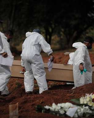 Brasil registra 2,2 mil mortes por covid-19 nas últimas 24h