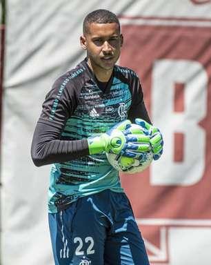 Gabriel Batista será titular com Ceni pela primeira vez; veja a escalação do Flamengo para a semifinal do Carioca