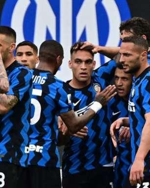 Apesar de campeã, Inter de Milão aplica goleada na Sampdoria