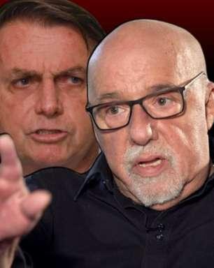 Da Europa, Paulo Coelho vira crítico feroz de Bolsonaro