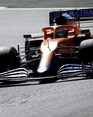 "Ricciardo diz que ""teve que se defender a corrida toda"" após boa largada na Espanha"