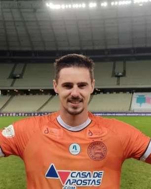 Matheus Teixeira se classifica como 'herói improvável' após título do Bahia