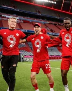 É campeão! Bayern de Munique fatura a Bundesliga; veja os melhores momentos do time na temporada