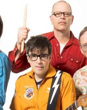 """Weezer disponibiliza o novo álbum """"Van Weezer"""""""