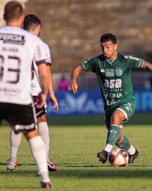 Antes do Corinthians, Inter de Limeira bate o Guarani