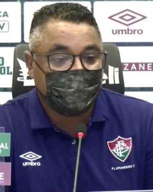 FLUMINENSE: Roger Machado analisa vitória, explica substituições e papel de Cazares na partida