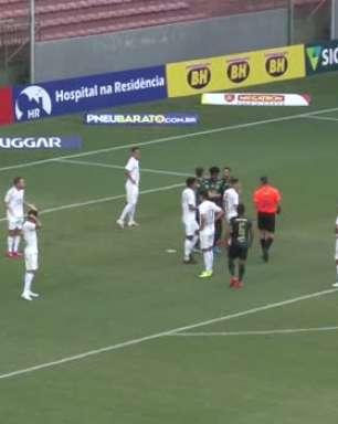 MINEIRO: Gols de América-MG 3 x 1 Cruzeiro