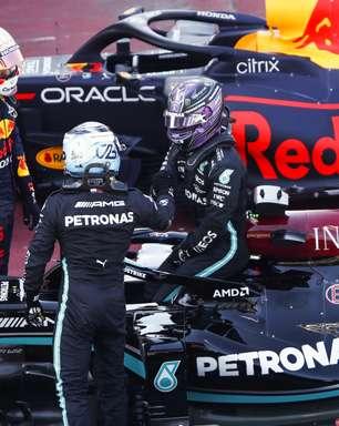 F1: Hamilton conquistou sua 100ª pole. E parece querer mais