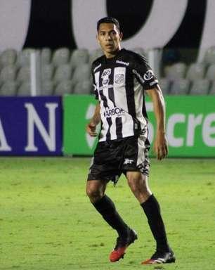 Igor Henrique celebra classificação da Inter de Limeira nas quartas de final do Paulistão
