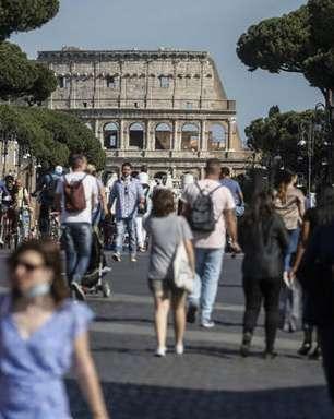 Itália tem menor nº de casos diários de Covid em quase 7 meses