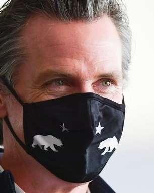 Governador da Califórnia anuncia plano de estímulo de US$ 100 bilhões