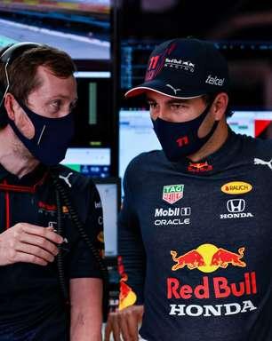 """Red Bull cobra melhora de Pérez para lutar por título: """"Precisamos dele desesperadamente"""""""
