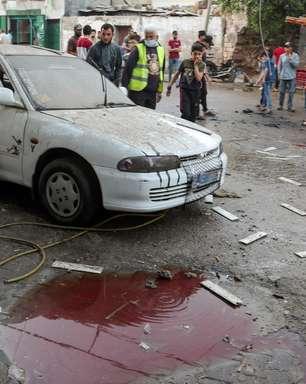 Conflito entre israelenses e palestinos deixam 20 mortos