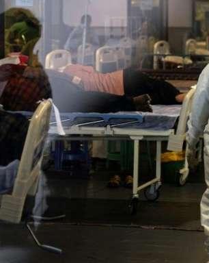 Surto epidêmico na Índia compromete vacinação na África