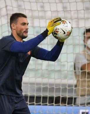 Daniel Fuzato faz segundo jogo como titular da Roma e mira se firmar: 'Estou pronto para as oportunidades'