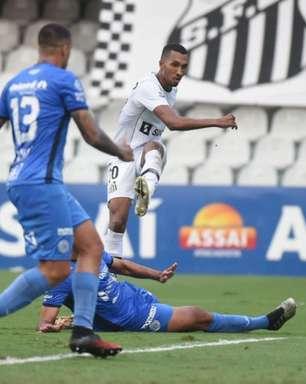 Ônibus do Santos é apedrejado após vitória contra o São Bento