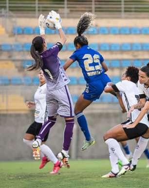 Cruzeiro sai na frente, mas cede o empate para o Botafogo no Campeonato Brasileiro Feminino