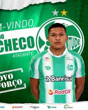 Juventude acerta a contratação por empréstimo de Fernando Pacheco, do Fluminense, até dezembro de 2021