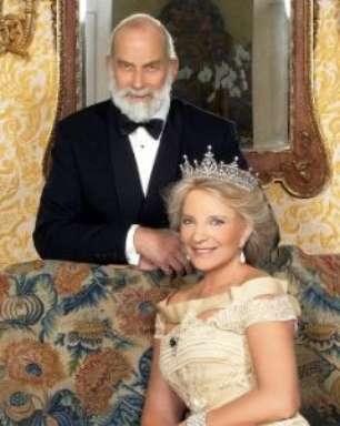 Mulher de primo encrencado da rainha lançou livro na Globo