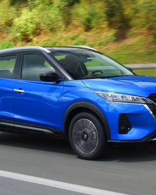 Nissan Kicks fica mais caro e ultrapassa R$ 92 mil