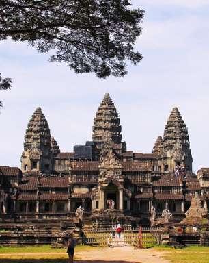Arqueólogos descobrem detalhes sobre moradores de Angkor
