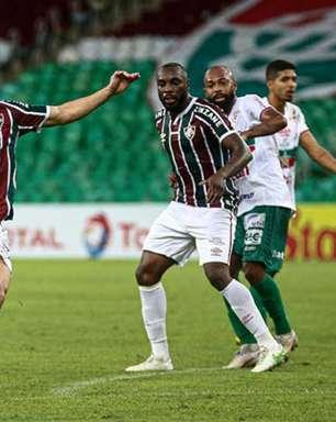 Bastidores do Fluminense: Nino e Fred comandam preleção, e Roger se emociona com vaga na final