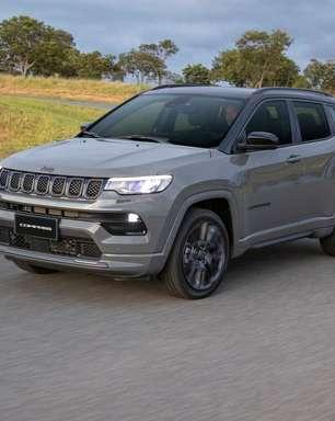 Jeep lidera mercado brasileiro de SUVs com participação de 22,8%