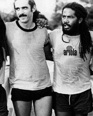 Bob Marley no Brasil: o dia em que o músico jamaicano jogou futebol com Chico Buarque e Moraes Moreira no Rio