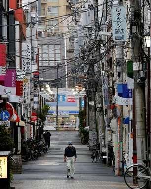 Região do Japão relata aumento de mortes em casa em meio a onda de Covid-19