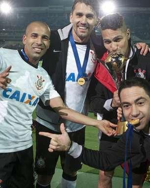 Maior que o Palmeiras? Sheik lista taças e provoca: 'Tenho um título do outro lado do mundo e eles não'; vídeo