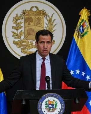 Eleições em troca da suspensão das sanções: Guaidó propõe negociação com Maduro