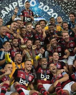 Futebol do Flamengo faz balanço e avalia elenco em R$ 890 mi