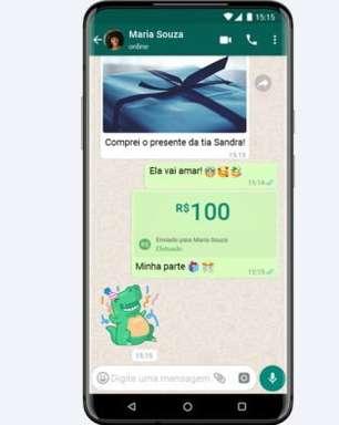 Como verificar um cartão no WhatsApp Pay