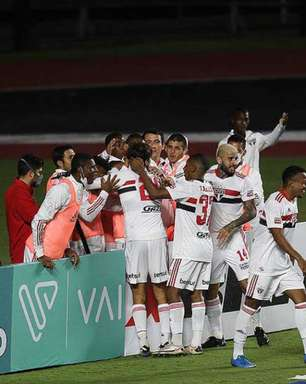 Time alternativo do São Paulo busca permanecer invicto na temporada