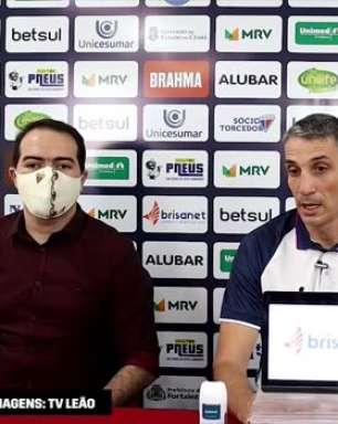 """FORTALEZA: Vojvoda é apresentado e cita busca por resultados e rendimentos para temporada: """"aceitamos esse desafio"""""""