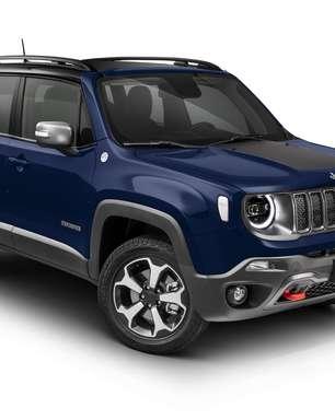 Jeep Renegade Trailhawk 2021: os atrativos do modelo 4×4