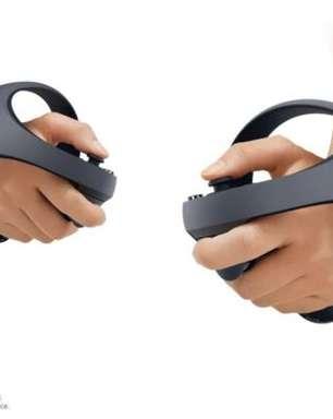 PSVR para PS5 deve ter 4K, feedback tátil e rastreamento sem câmera externa
