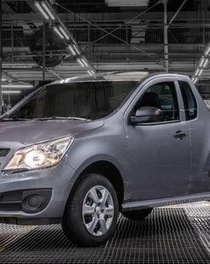 Chevrolet Montana sai de linha e terá sucessora anti-Toro