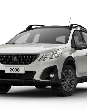 Peugeot 2008 ganha série limitada Skywalker por R$ 121.990