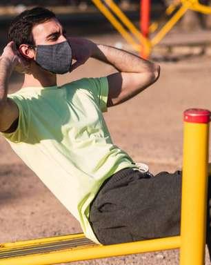 Atividade física é crucial para ser feliz na pandemia