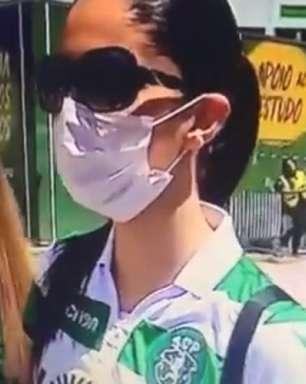 Que isso, menina? Torcedora do Sporting viraliza ao revelar como celebrou título nacional; veja o vídeo
