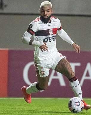 Além de Zico, Gabigol supera Pelé em gols na Libertadores e celebra: 'Não tenho nem palavras para descrever'