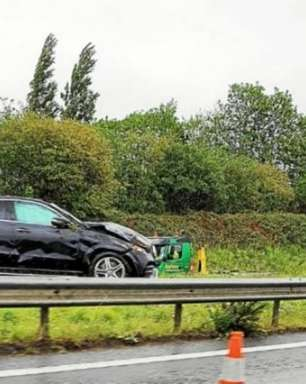 Jean Lucas, ex-Santos e Flamengo, sofre acidente de carro na França