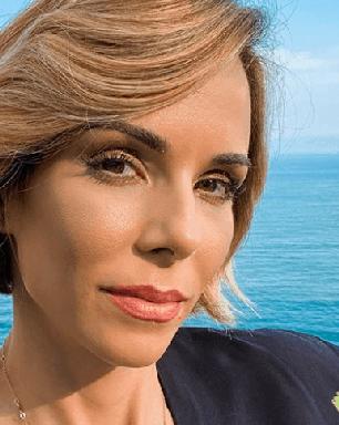 Ana Furtado revela conselho que recebeu de Hebe após paralisia no corpo