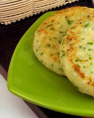 Hambúrguer de arroz: opção vegetariana fácil e deliciosa