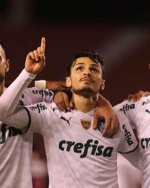 Palmeiras chega a 12 jogos seguidos invicto fora de casa na Libertadores e consegue novo recorde