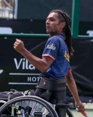 Ymanitu Silva classifica o Brasil para o Mundial de Cadeirantes Quad
