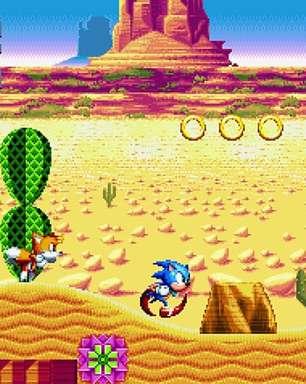 Jogos criados por fãs? A Sega aprova!