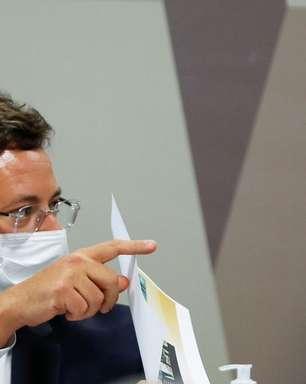 """CPI: """"Pfizer queria fazer do Brasil vitrine de vacinação"""""""