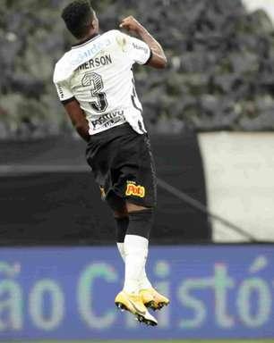 Sem saber sobre o futuro de Jemerson no Corinthians, Mancini afirma: 'Vamos usar até o fim'